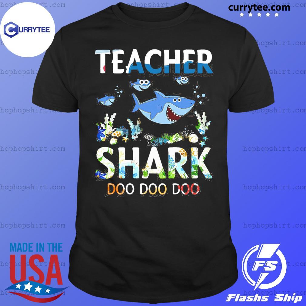 Teacher Shark Doo Doo Doo Shirt