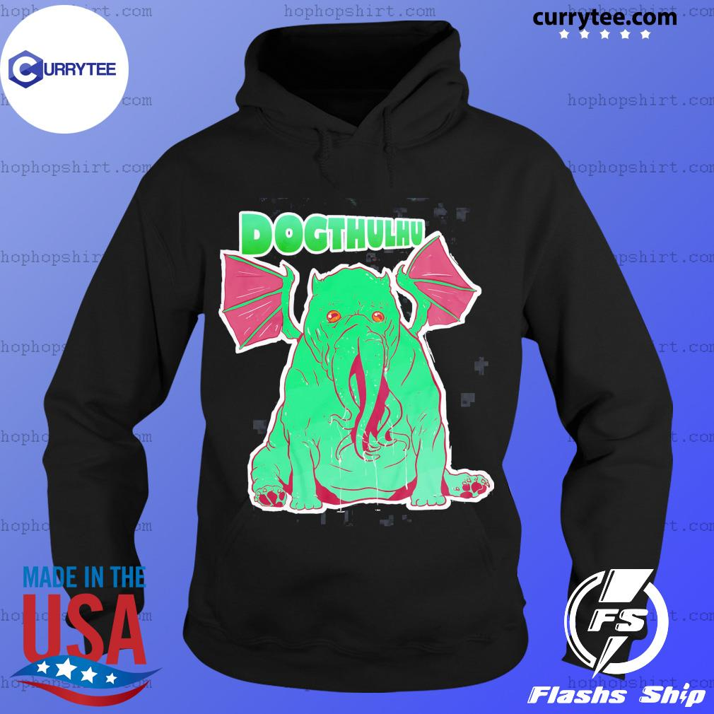 Dog cthul dogcthu ts phn nth Classic T-Shirt Hoodie