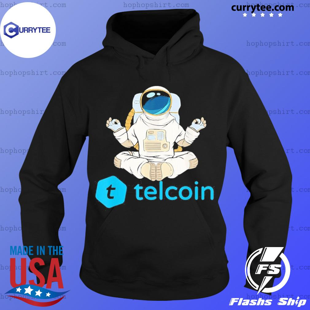 Telcoin Crypto Telcoin Coin Cryptocurrency Telcoin Token Shirt Hoodie