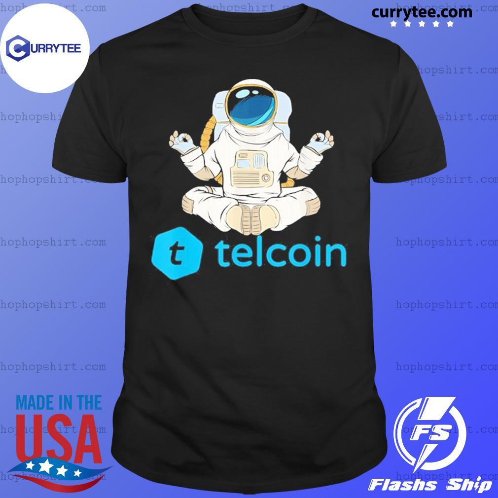 Telcoin Crypto Telcoin Coin Cryptocurrency Telcoin Token Shirt