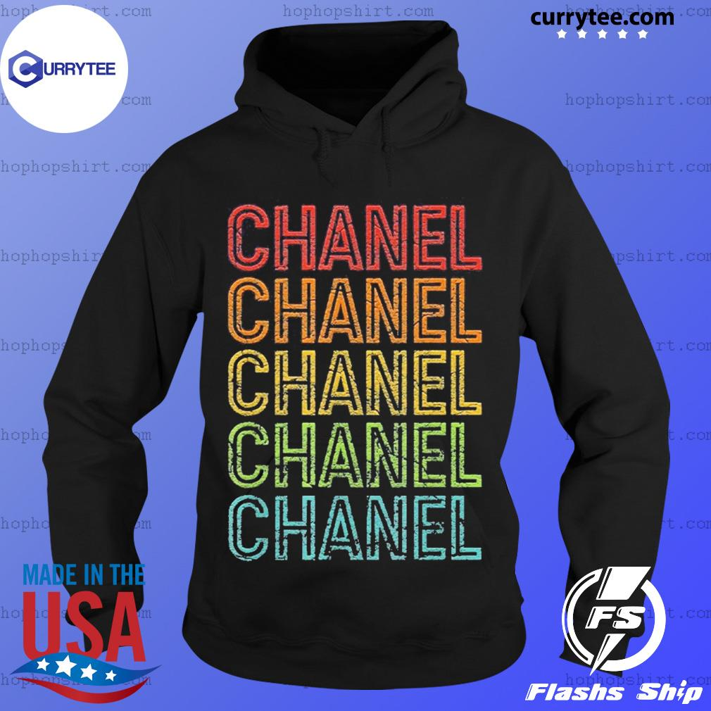 Chanel first given name 1970s vintage s Hoodie