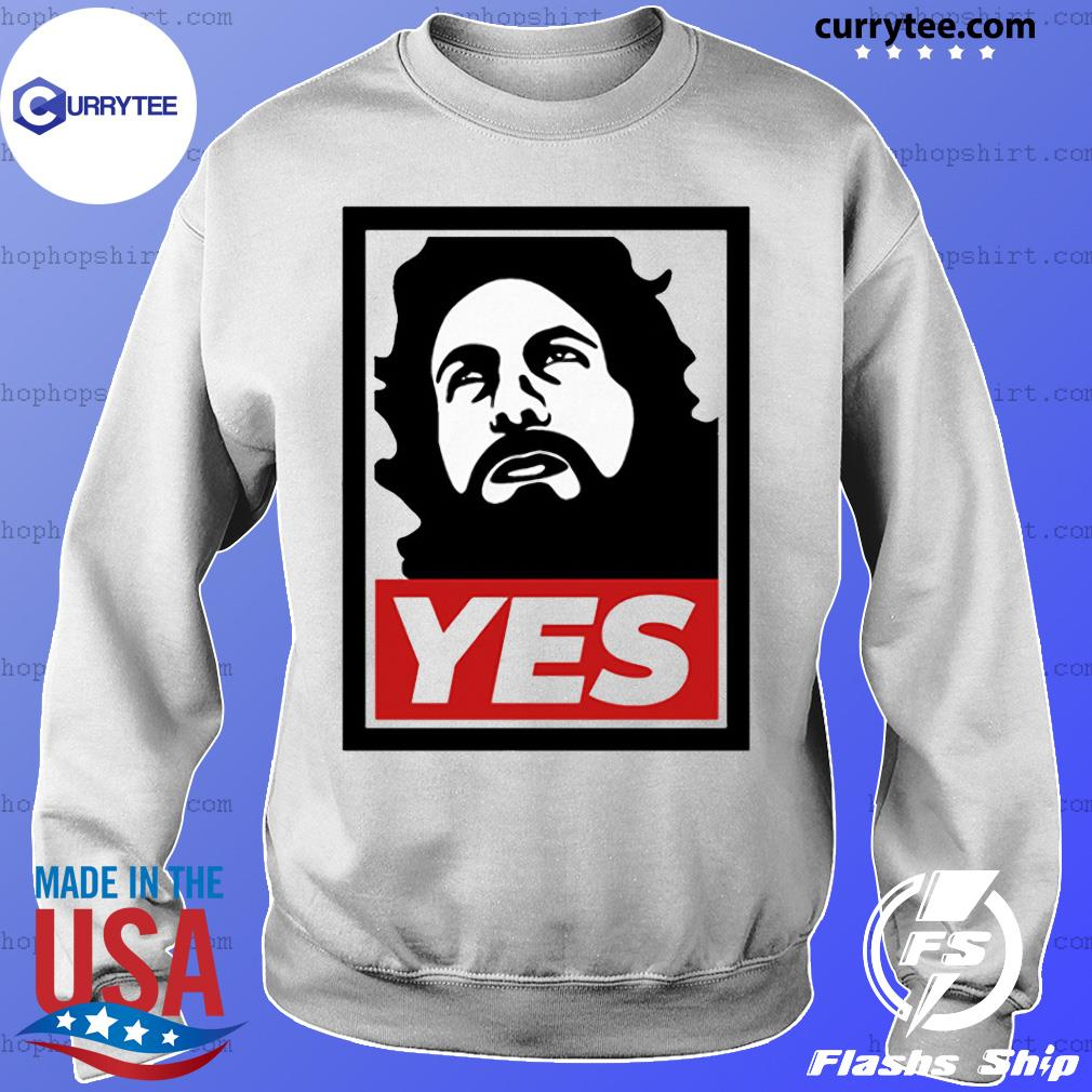 Daniel Bryan Yes Shirt Sweater