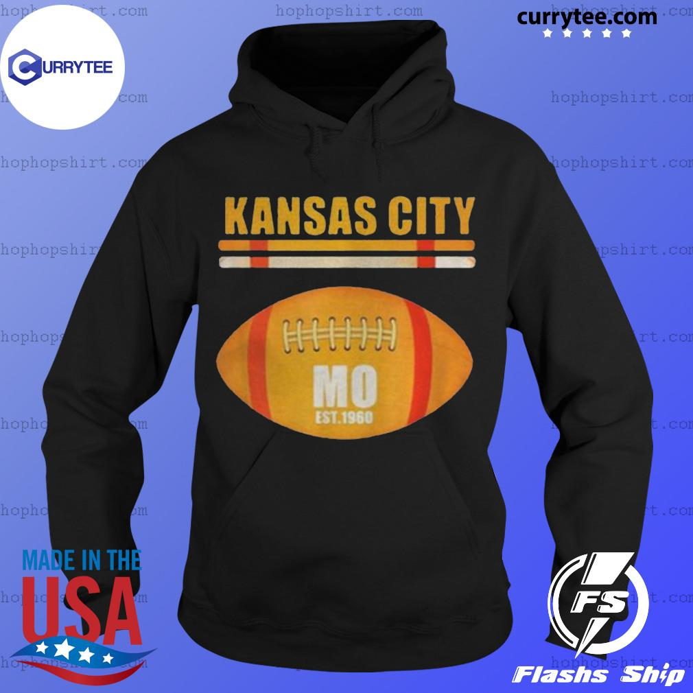 Kansas City Football Fan Missouri Kc Great 2020 Shirt Hoodie