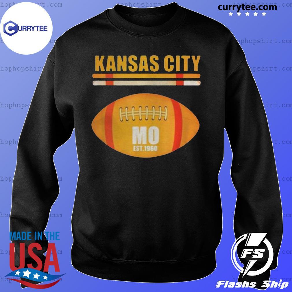 Kansas City Football Fan Missouri Kc Great 2020 Shirt Sweater