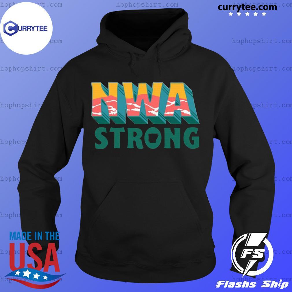 Nwa Strong Northwest Arkansas Food Bank Shirt Hoodie