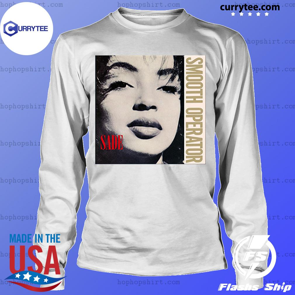 Sade Smooth Operator Shirt LongSleeve