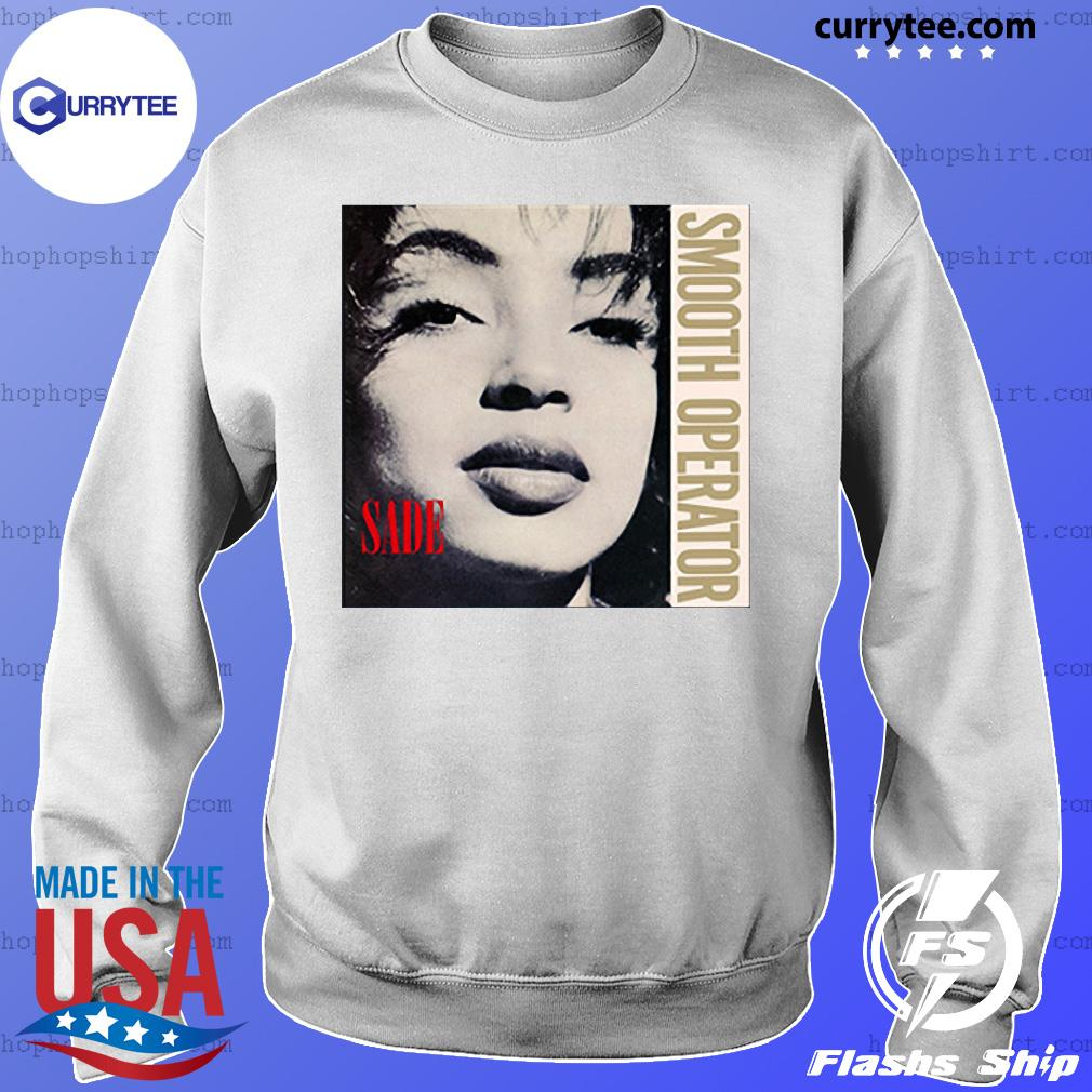 Sade Smooth Operator Shirt Sweater