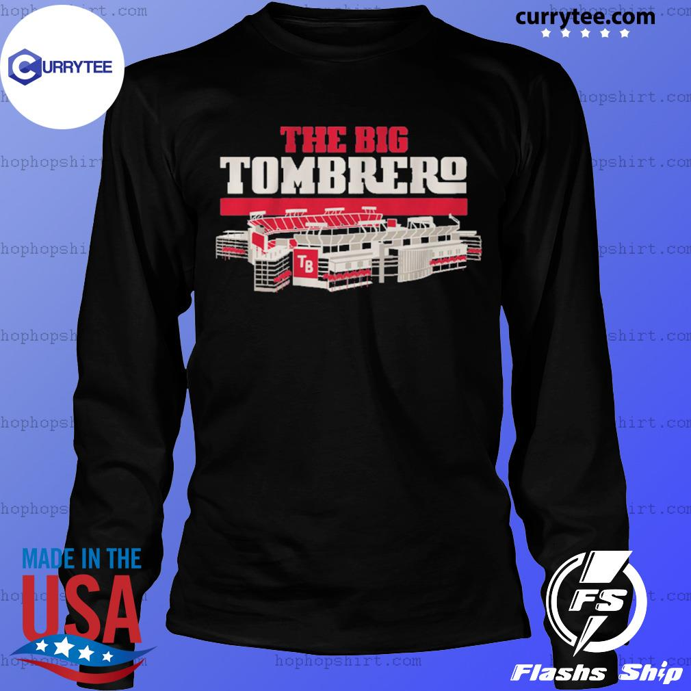 The Big Tombrero Tampa Football s LongSleeve