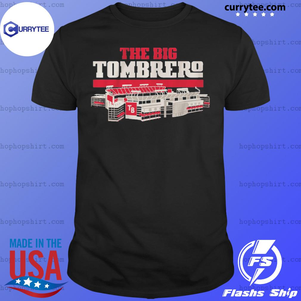 The Big Tombrero Tampa Football shirt