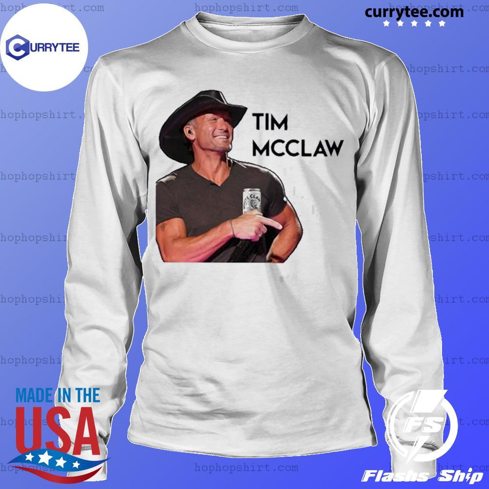 Tim mcgraw white s LongSleeve