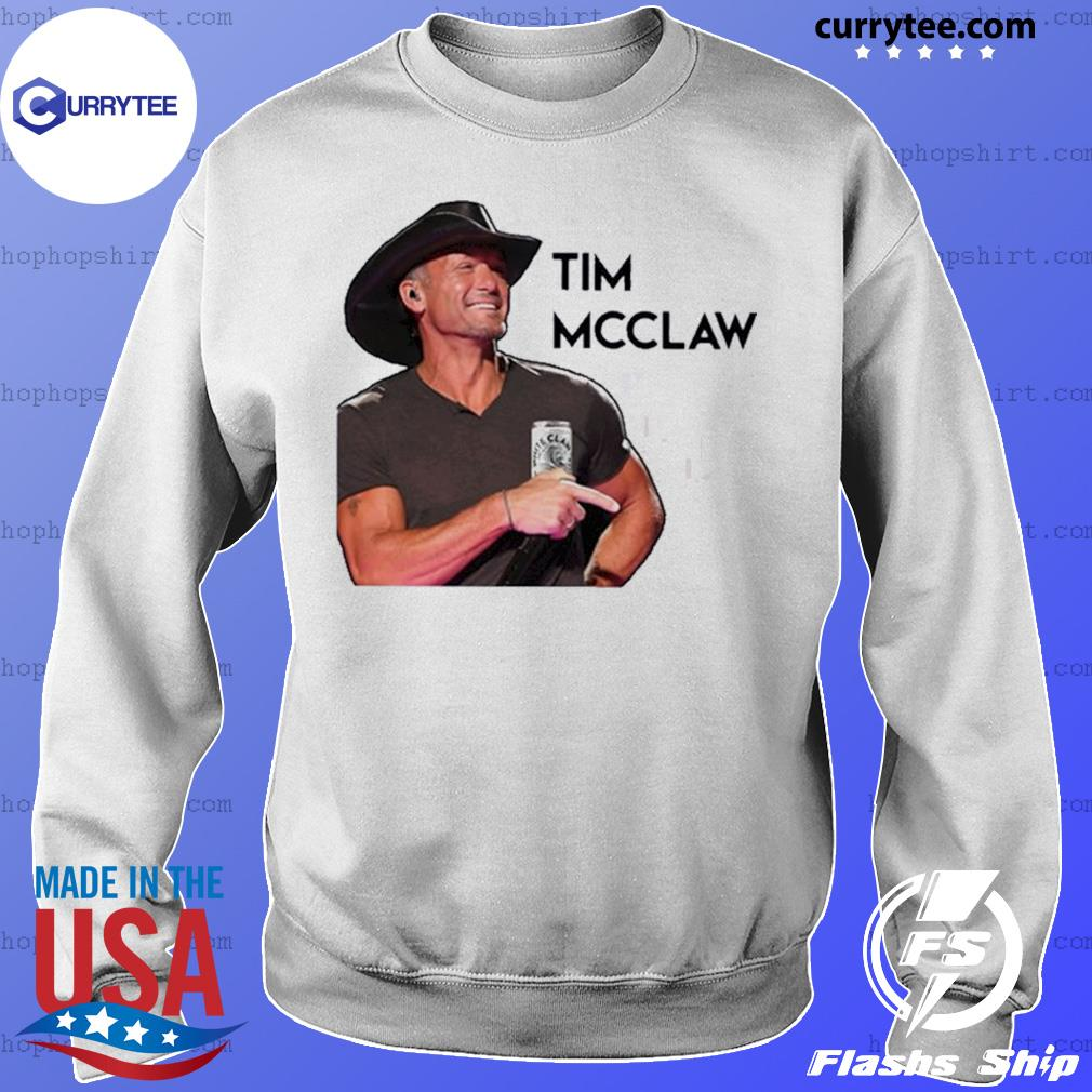 Tim mcgraw white s Sweater