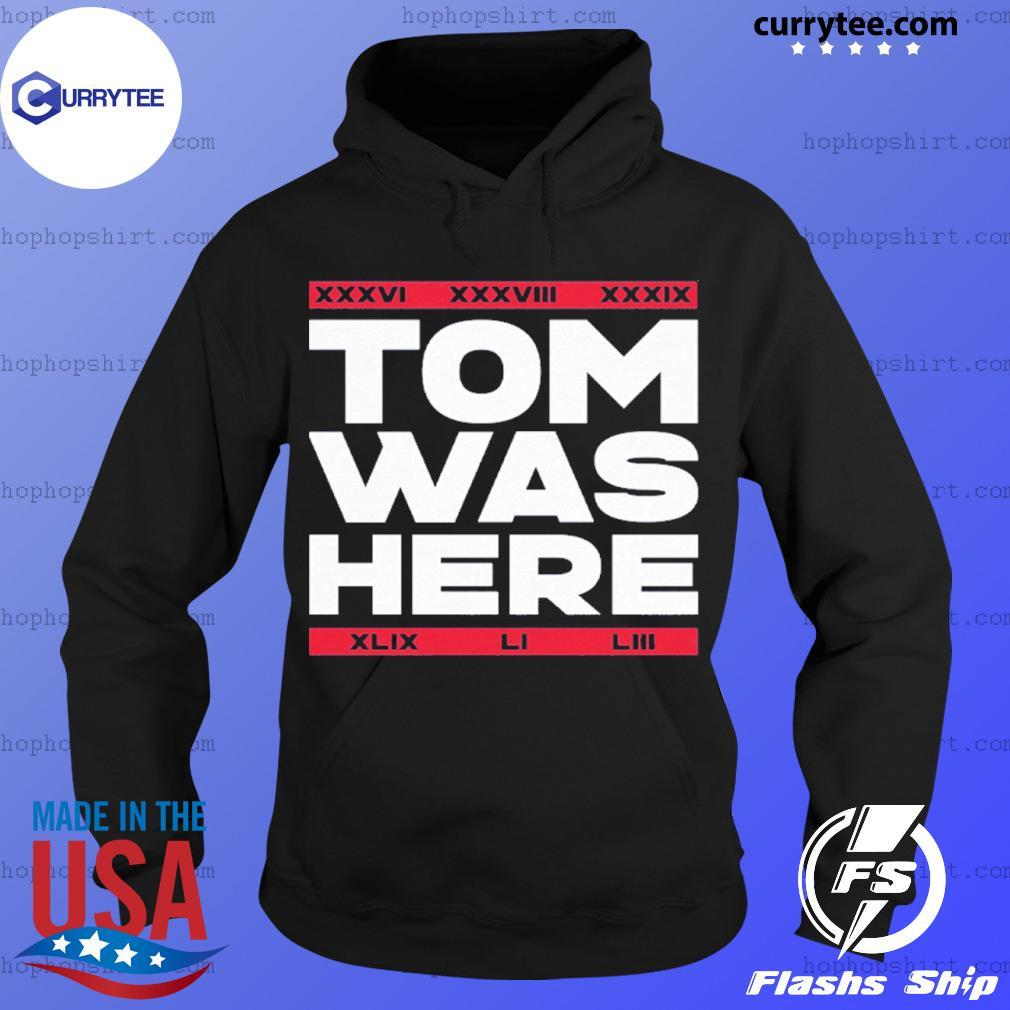 Tom Was Here s Hoodie