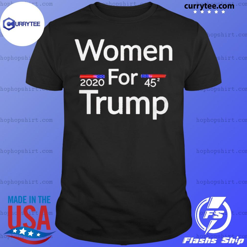 2020 Women For Donald Trump 45 shirt