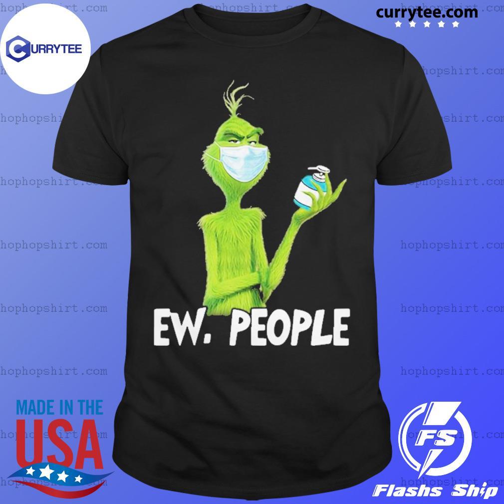 Grinch Ew People Corona 2020 Shirt