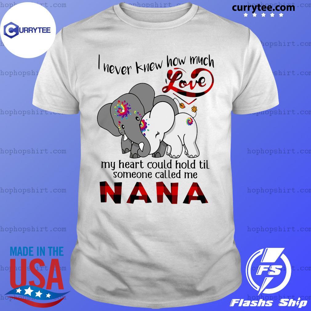 My Nana in Washington Loves Me Toddler//Kids Raglan T-Shirt
