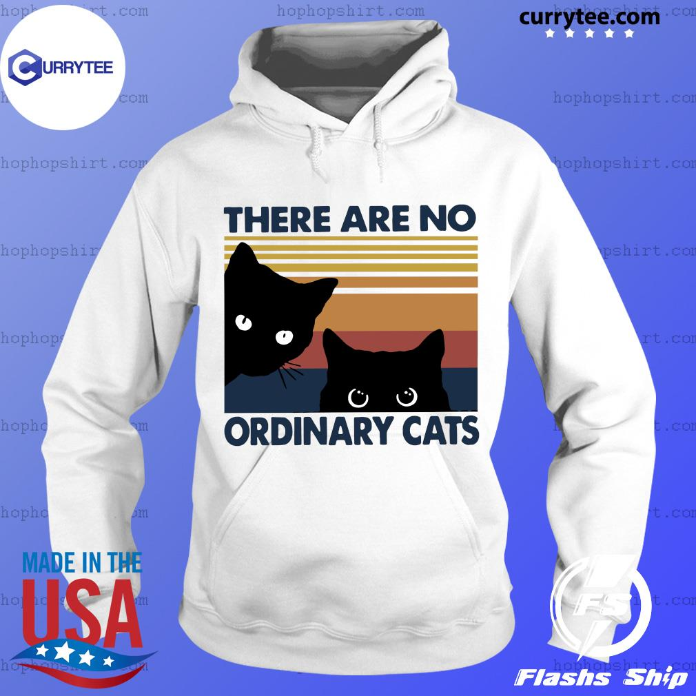 There are Not Ordinary Cats Short-Sleeve Unisex T-Shirt