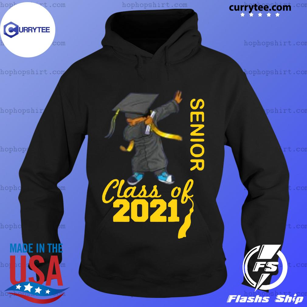 Dabbing Graduation Senior Class Of 2021 Shirt Hoodie