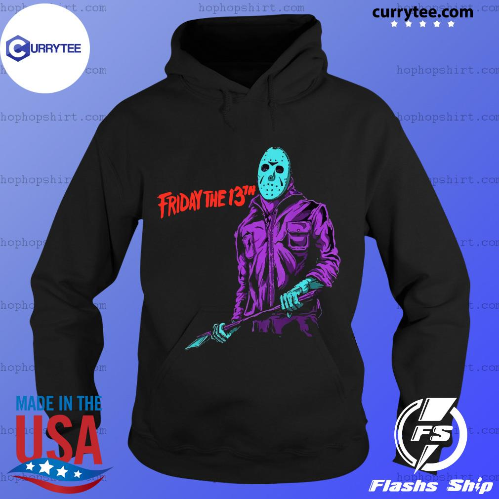 Friday The 13th Jason Voorhees Shirt Hoodie