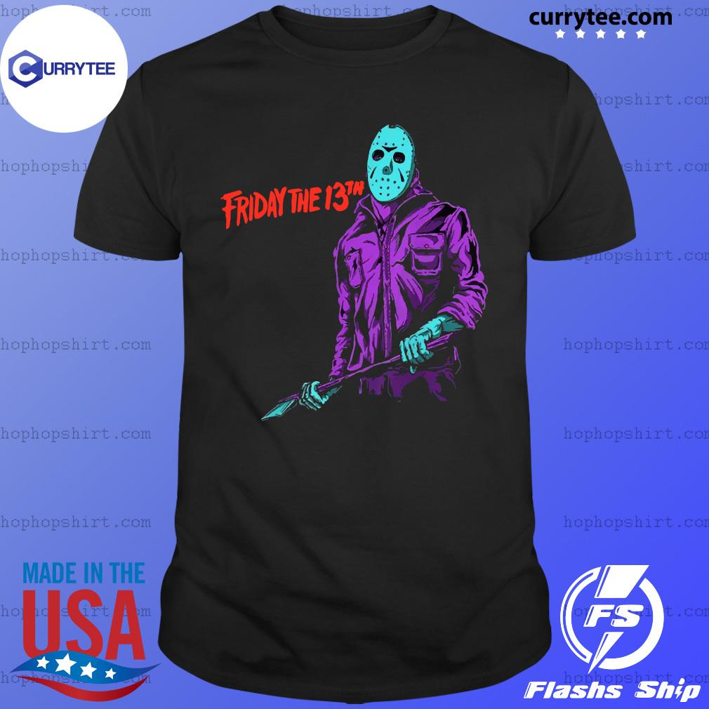 Friday The 13th Jason Voorhees Shirt