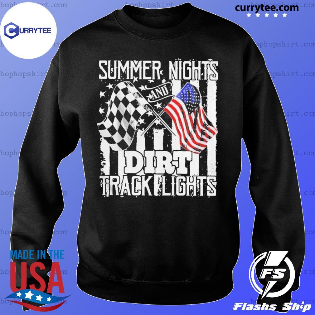 Summer Dirt Track Racing Motocross s Sweater