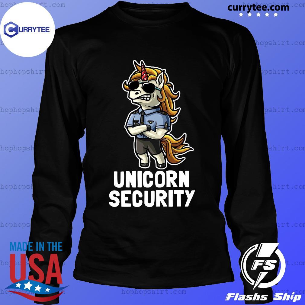 Unicorn Security Shirt LongSleeve