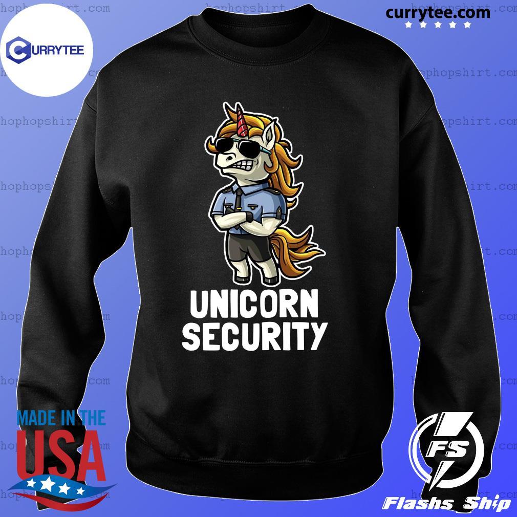 Unicorn Security Shirt Sweater