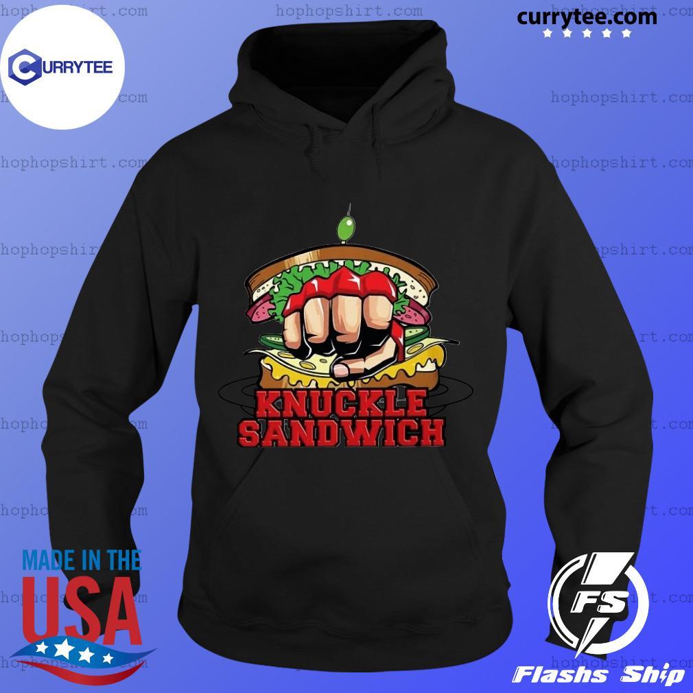 Vintage Knuckle Sandwich Shirt Hoodie