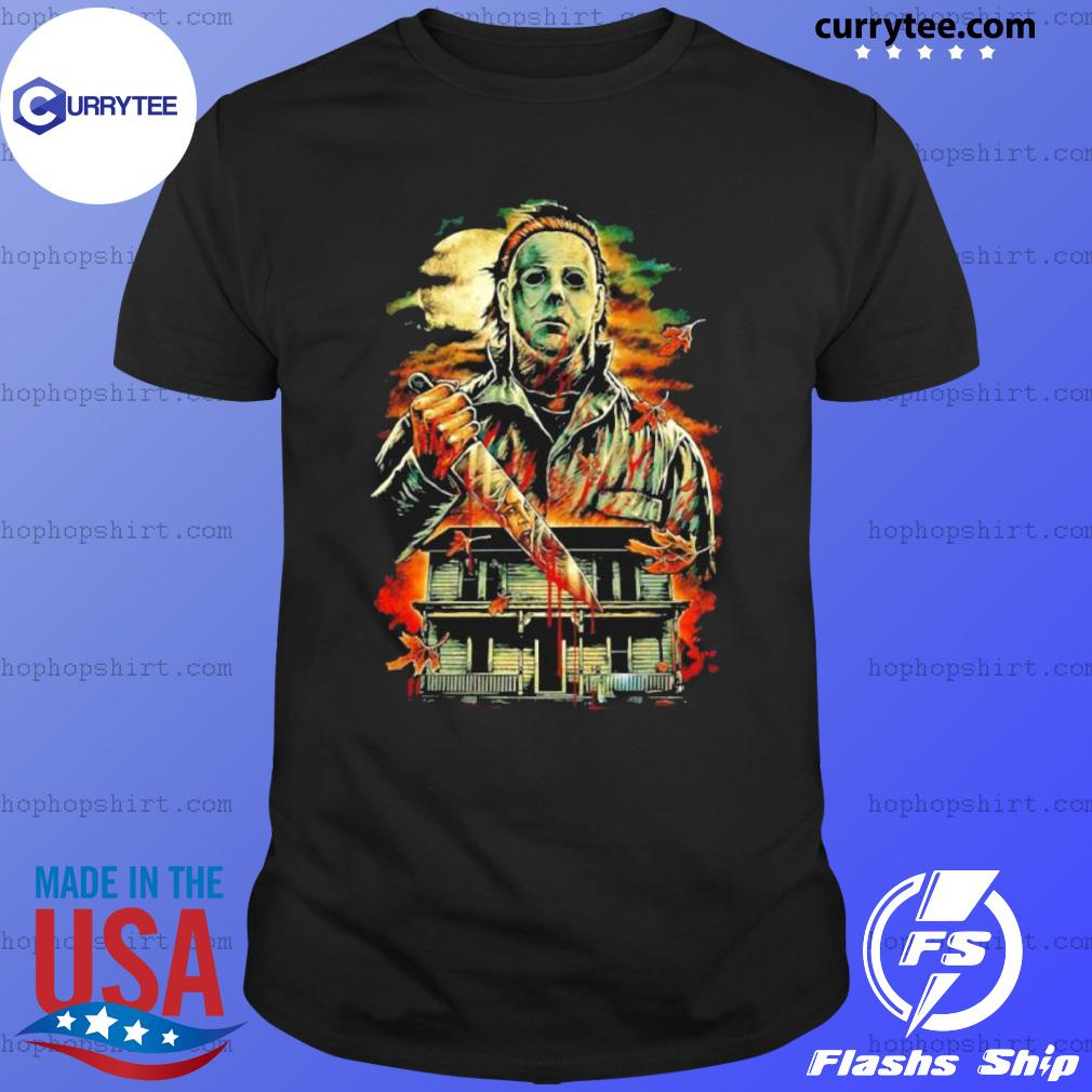 Halloween 2020 Michael Myers T Shirts Halloween Horror Film Michael Myers 2020 Shirt, hoodie, sweater