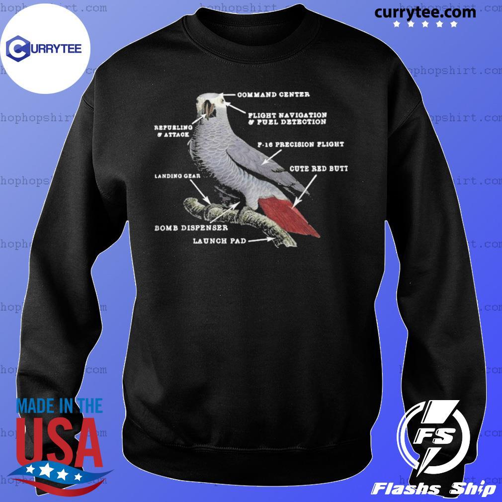 Parrot Anatomy s Sweater