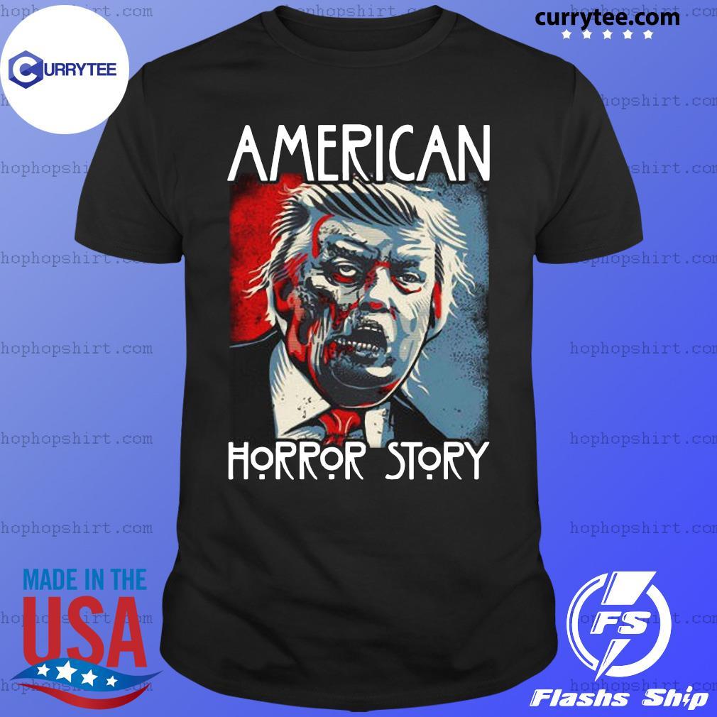 American Horror Story Halloween 2020 Sarcastic Humor American Horror Story Halloween Zombie Trump 2020
