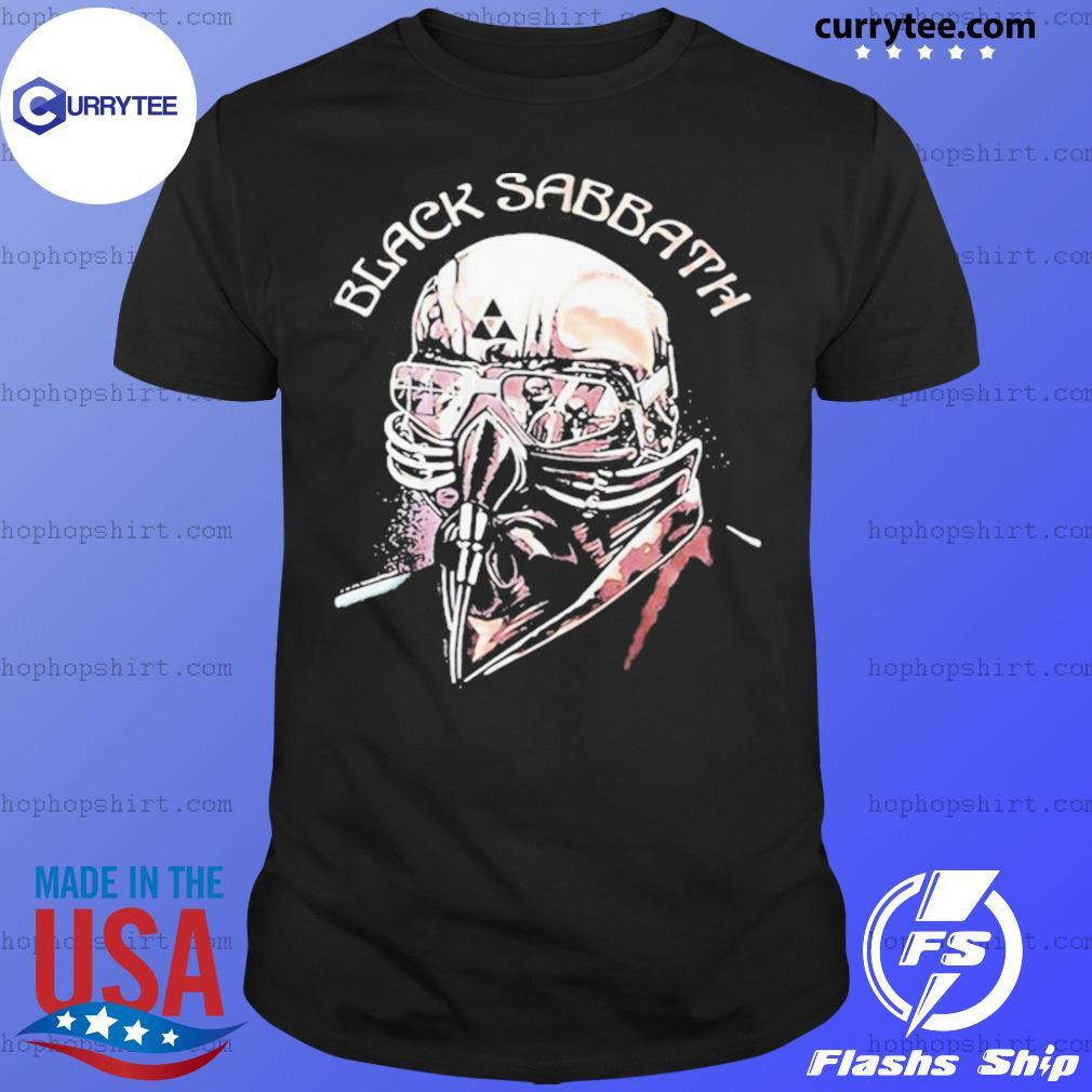 War pigs black sabbath poster shirt