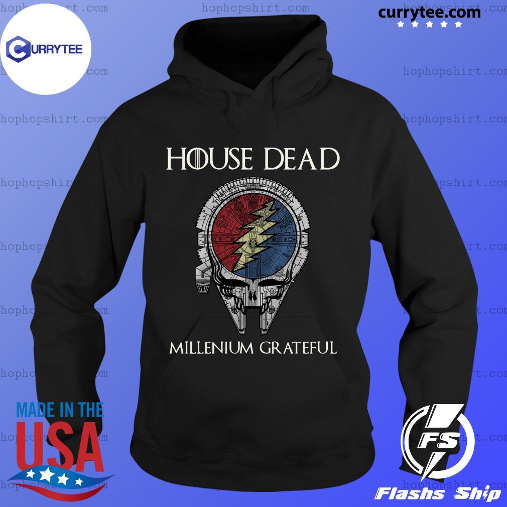 House Dead Millenium Grateful Shirt Hoodie