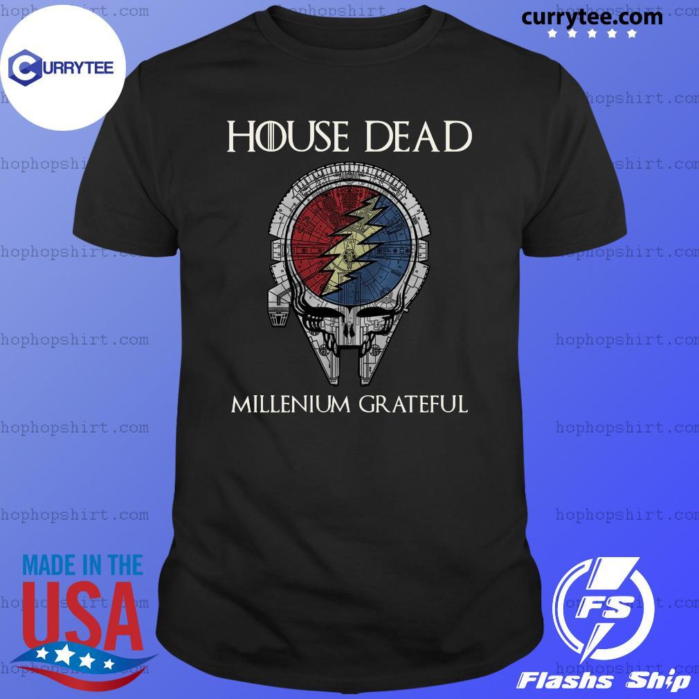 House Dead Millenium Grateful Shirt