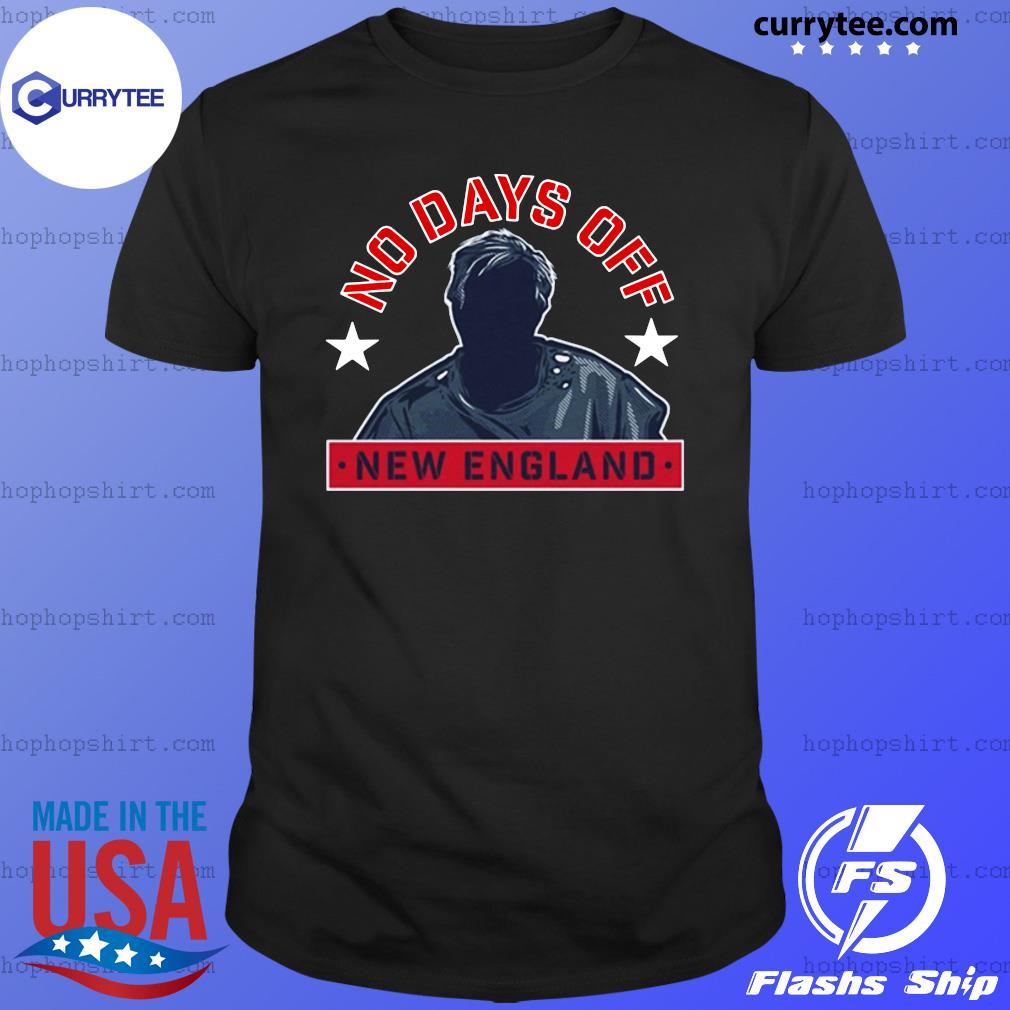 No Day Off New England Shirt