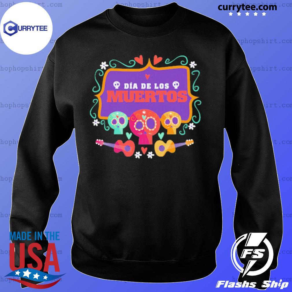 The Mexico Dia De Los Muertos Sugar Skulls s Sweater
