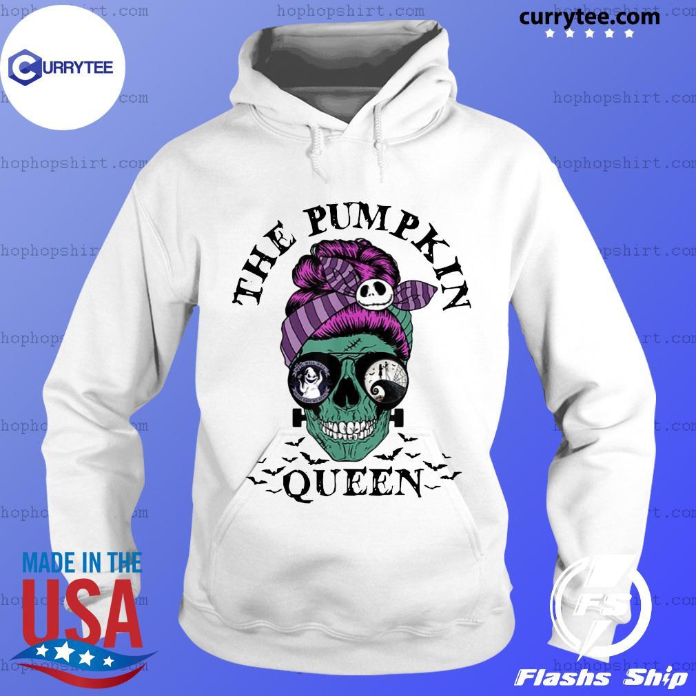 The pumpkin Queen Shirt Hoodie