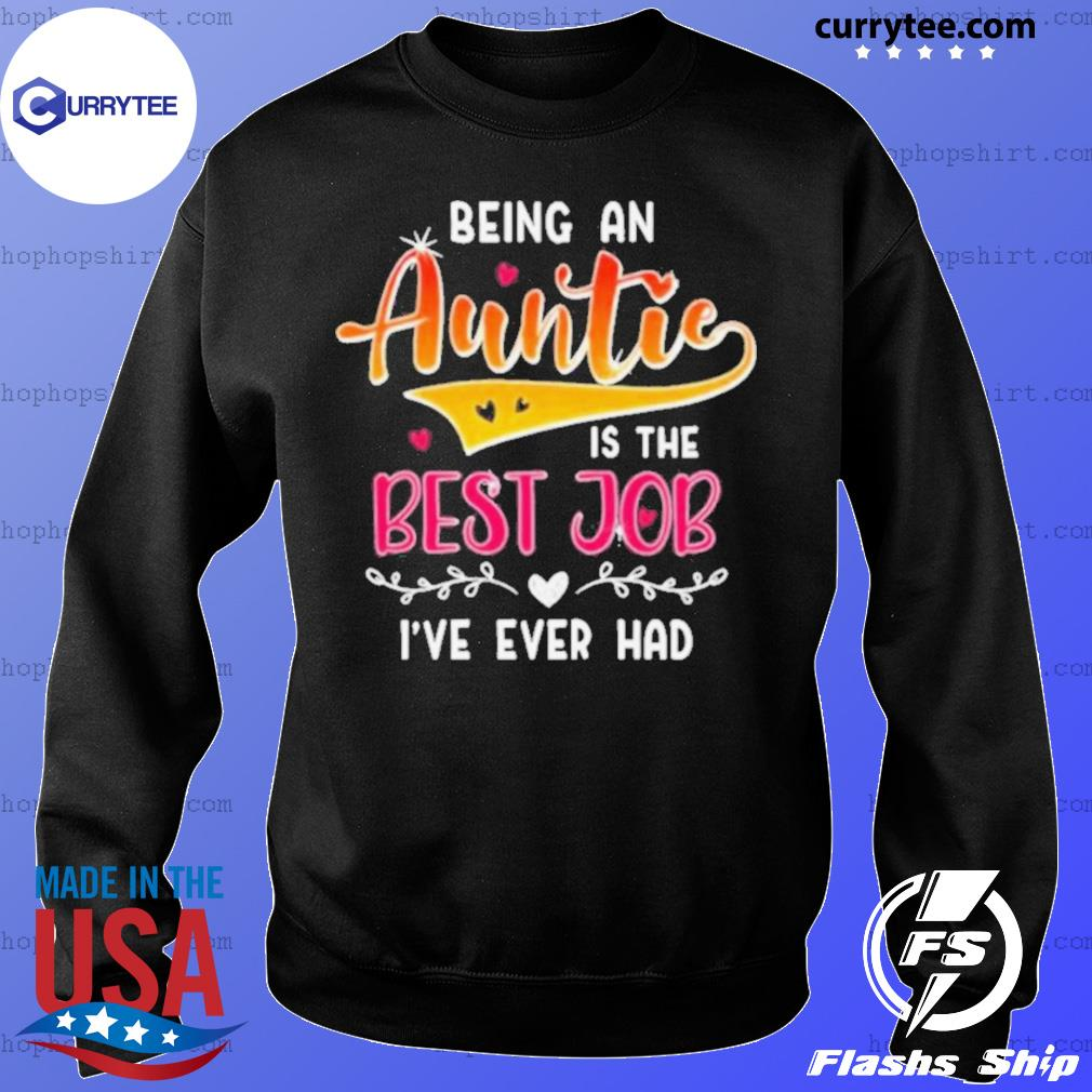 Being An Auntie Is The Best Job s Sweater