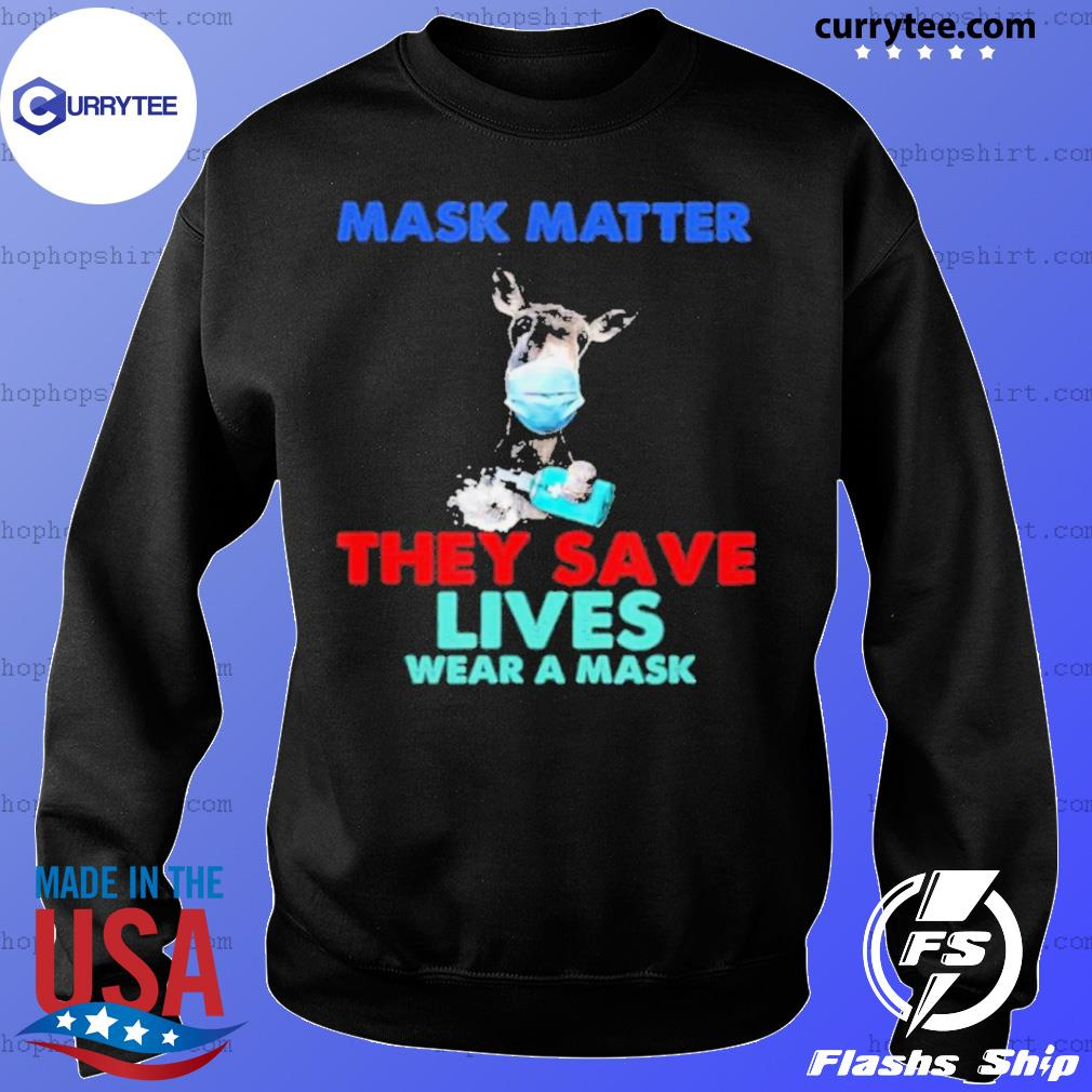 Donkey Mask Matter They Save Lives Wear A Mask s Sweater
