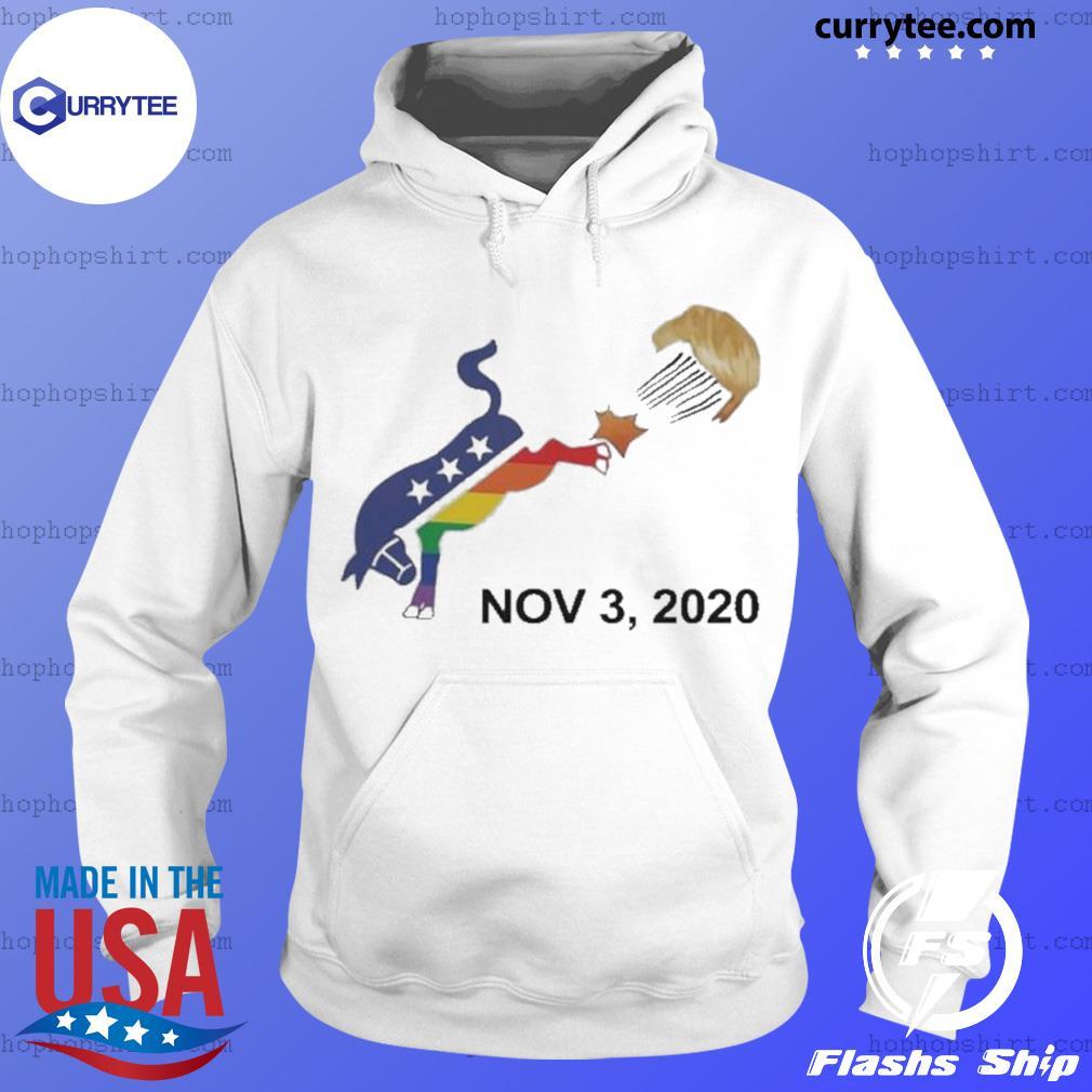 LGBT vote Joe Biden Anti Donald Trump Nov 3 2020 s Hoodie