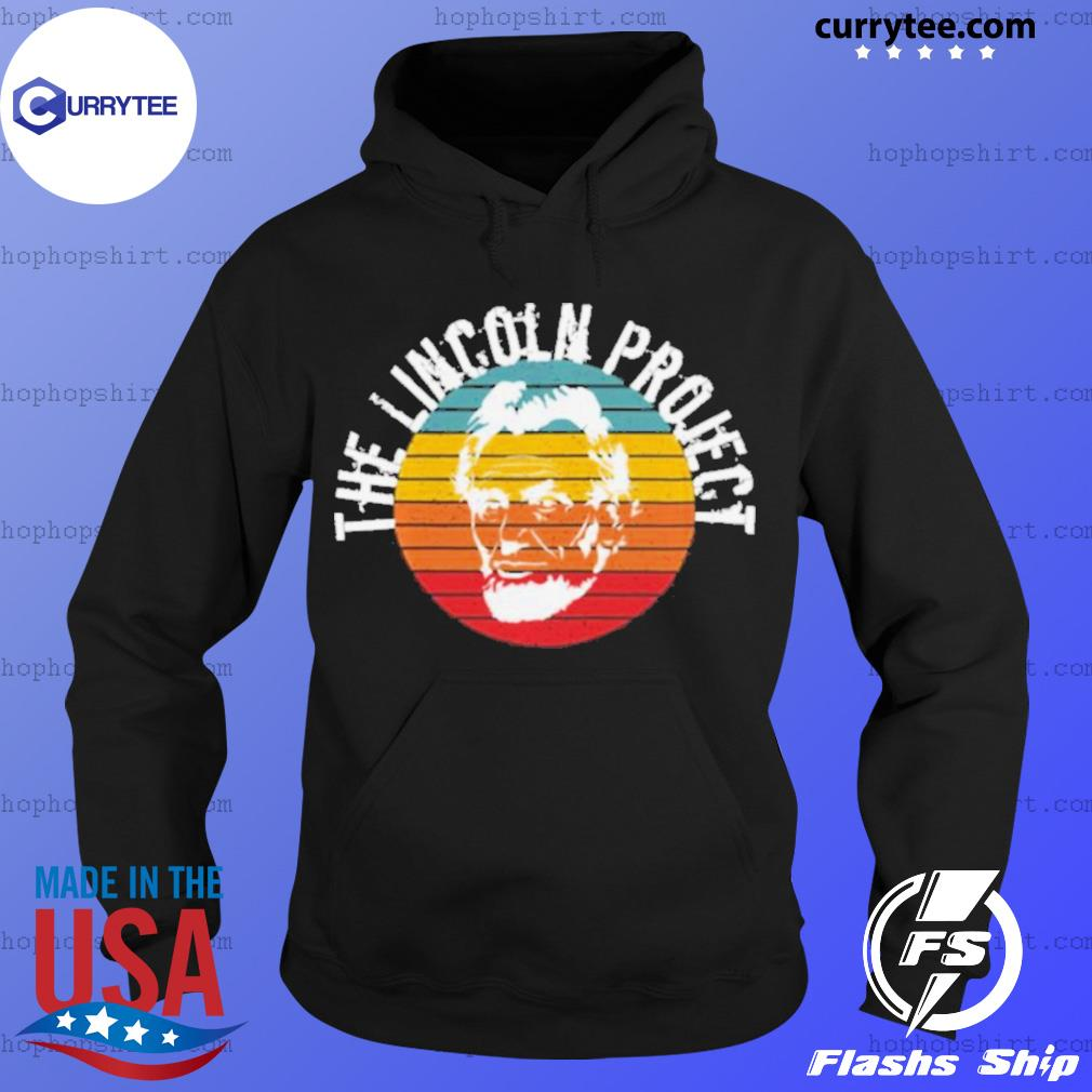 Lincoln Project vintage s Hoodie