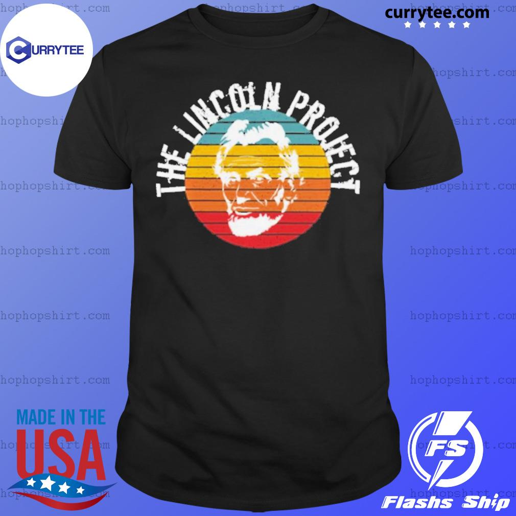 Lincoln Project vintage shirt