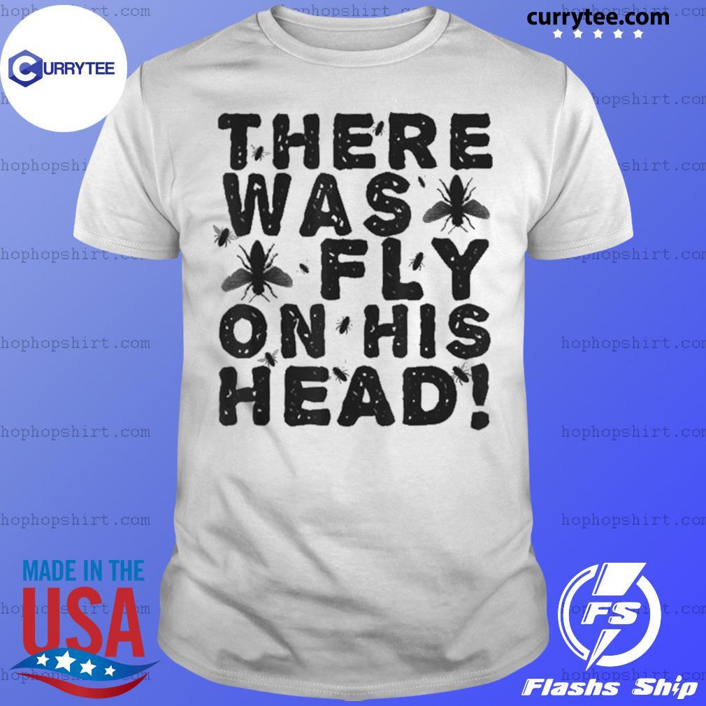 Mike Pence Fly On His Head Shirt VP Debate Pence's Head shirt