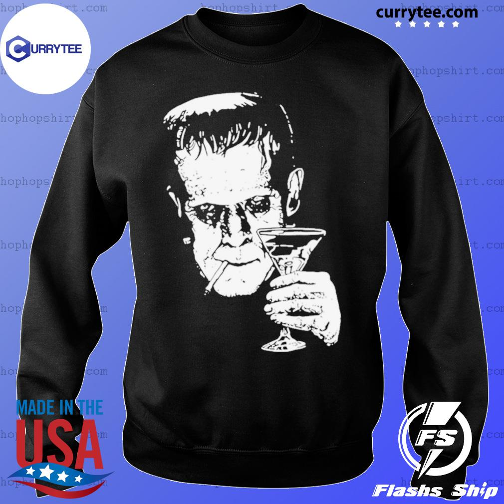Monster Martini Tee By Lowbrow Art s Sweater