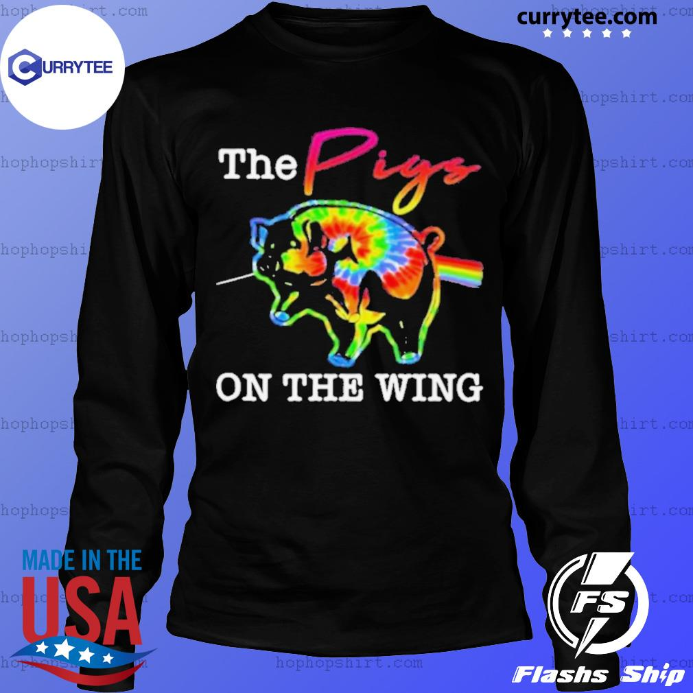 The pigs on the wing hippie s LongSleeve