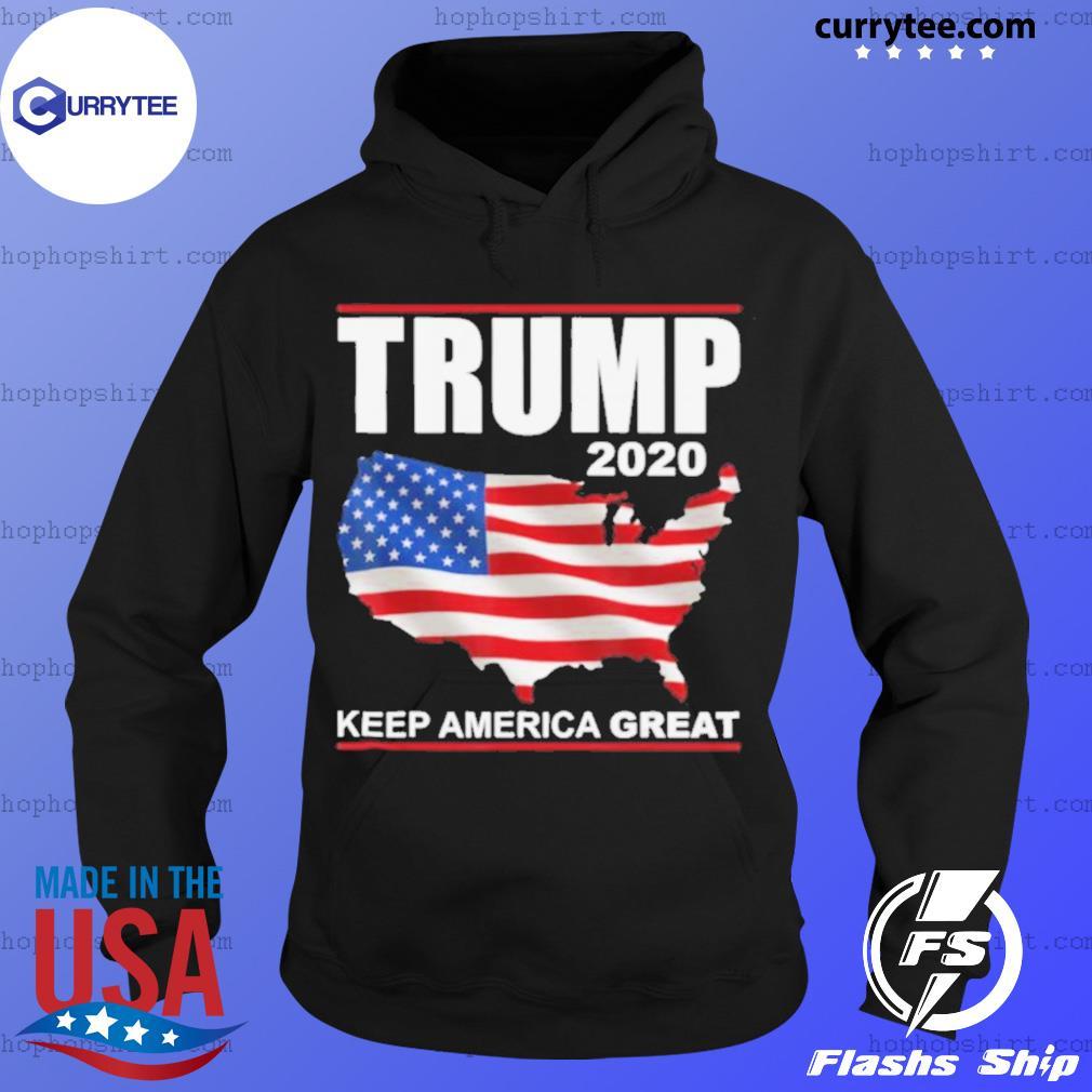 Trump 2020 USA Flag Keep America Great Vote Trump s Hoodie
