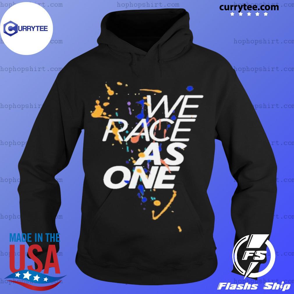 We Race As One Mind s Hoodie