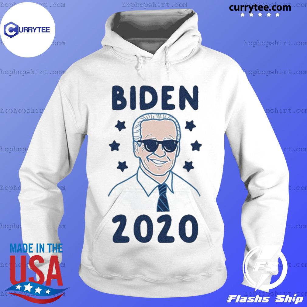 #JoeBiden – Biden 2020 T-Shirt Hoodie