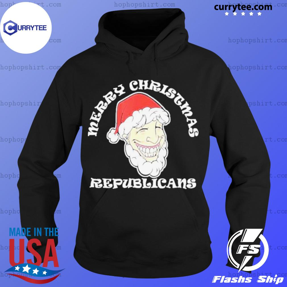 Merry Christmas Republicans Joe Biden sweats Hoodie